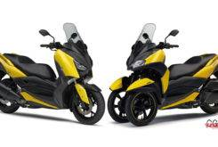 Yamaha Tricity 300 bikeleaks