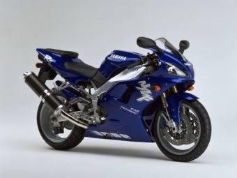 Yamaha YZF R1 1998 07