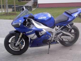 Yamaha YZF R1 2000 07