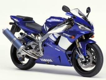 Yamaha YZF R1 2001 01