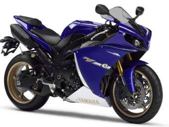 Yamaha YZF R1 2012 09