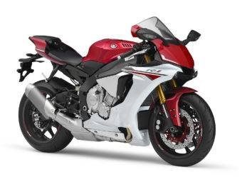 Yamaha YZF R1 2015 34