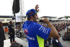 Andrea Iannone ruptura Suzuki MotoGP 2