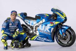 Andrea Iannone ruptura Suzuki MotoGP 3