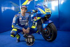 Andrea Iannone ruptura Suzuki MotoGP 4