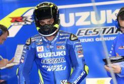 Andrea Iannone ruptura Suzuki MotoGP 6
