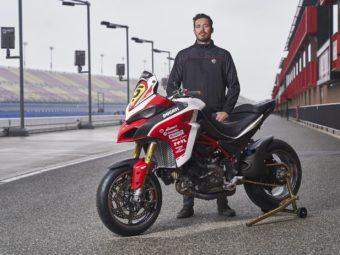 Carlin Dunne Ducati Multistrada 1260 Pikes Peak 2018
