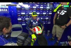 Casco Valentino Rossi Mugello 20181