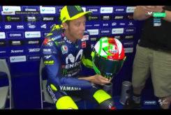 Casco Valentino Rossi Mugello 201819