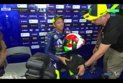 Casco Valentino Rossi Mugello 20185