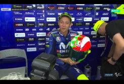 Casco Valentino Rossi Mugello 20187