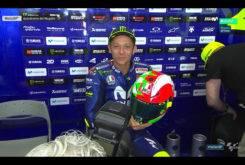 Casco Valentino Rossi Mugello 20189