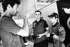Dani Pedrosa F1 Toro Rosso 2018 12