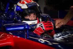 Dani Pedrosa F1 Toro Rosso 2018 2