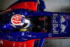 Dani Pedrosa F1 Toro Rosso 2018 9