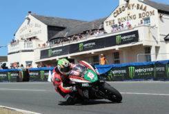 Derek McGee TT Isla de Man 2018 Lightweight