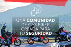 Gas Biker Global Maps 1