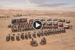 Honda Africa Twin Epic Tour 2018 play