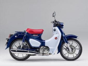 Honda Super Cub C125 2019 01