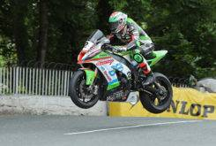 James Hillier tt isla de man 2018 superbike