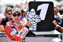 Jorge Lorenzo pole MotoGP Montmelo 2018