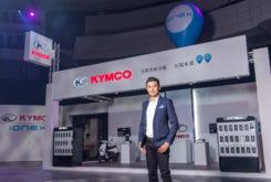 KYMCO ionex presentación Taiwan 01