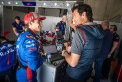 Marc Marquez F1 Toro Rosso 2018 4