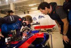 Marc Marquez Toro Rosso F1 2018 16