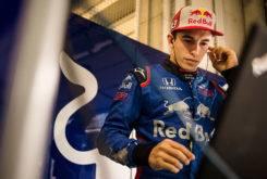Marc Marquez Toro Rosso F1 2018 19