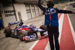 Marc Marquez Toro Rosso F1 2018 20