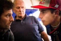 Marc Marquez Toro Rosso F1 2018 42