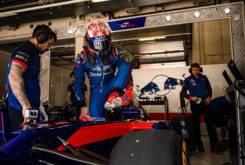 Marc Marquez Toro Rosso F1 2018 43