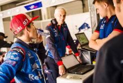 Marc Marquez Toro Rosso F1 2018 45