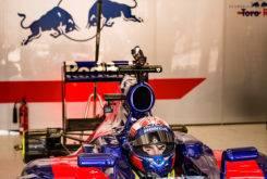 Marc Marquez Toro Rosso F1 2018 46