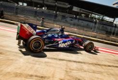 Marc Marquez Toro Rosso F1 2018 47