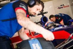 Marc Marquez Toro Rosso F1 2018 48