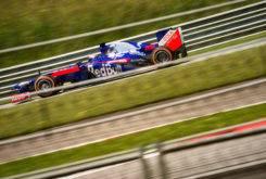 Marc Marquez Toro Rosso F1 2018 55