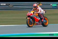 Marc Marquez salvada MotoGP Assen 2018 03