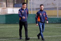 Marquez Pedrosa futbol 1