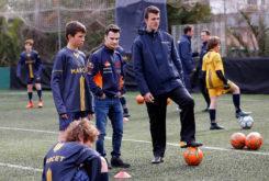 Marquez Pedrosa futbol 2