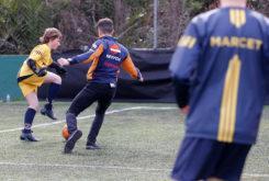 Marquez Pedrosa futbol 7