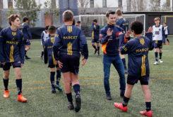 Marquez Pedrosa futbol 8