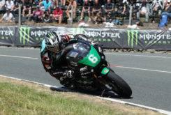 Michael Dunlop TT Isla de Man 2018 Lightweight 2