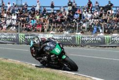 Michael Dunlop TT Isla de Man 2018 Lightweight