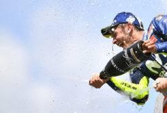 Rossi podio Mugello 1