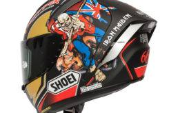 Shoei X Spirit iii Trooper Iron Maiden 03