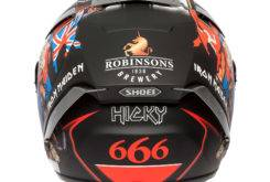 Shoei X Spirit iii Trooper Iron Maiden 05