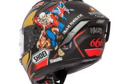 Shoei X Spirit iii Trooper Iron Maiden 06