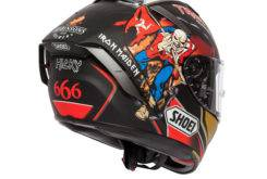 Shoei X Spirit iii Trooper Iron Maiden 10