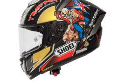 Shoei X Spirit iii Trooper Iron Maiden 13